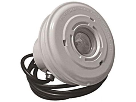 Bazénové LED světlo HANSCRAFT LED18 PROFI multibarevné pro všechny typy bazénů, 12V, 2x0.75mm2, UV filtr, kabel 2.5m, vnější ⌀ 163mm, 1.9kg (309022)