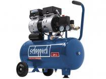 Bezolejový kompresor Scheppach HC 24 SI - 550W, 8bar, 120l/min, 20kg