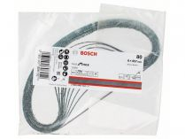 Brusný pás Bosch Best for Inox Y580 - 6x457mm, hr.80, 10ks