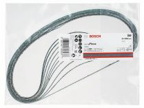 Brusný pás Bosch Best for Inox Y580 - 6x610mm, hr.80, 10ks