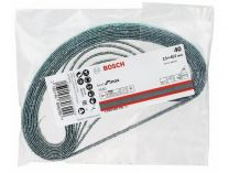 Brusný pás Bosch Best for Inox Y580 - 13x457mm, hr.40, 10ks