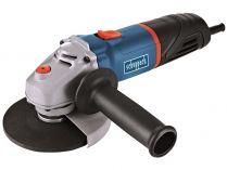 Úhlová bruska Scheppach AG780 - 125mm, 780W, 0-11000ot/min, 2kg, kufr