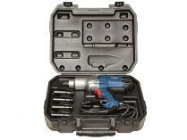 "Scheppach IW900 - 900W, 1/2"", 320Nm, 3.3kg, kufr, elektrický rázový utahovák"