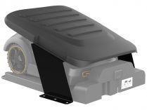 Ochranná stříška pro aku robotickou sekačku Riwall RRM 1000