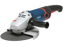 Úhlová bruska Scheppach AG2200 - 230mm, 2200W, 5.9kg, kufr