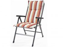 Polstr pro klasické židle Creador Hartman orange - 100x50x6cm
