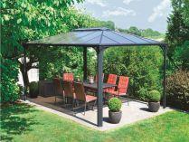 Zahradní hliníkový altán Palram MARTINIQUE 4300 - 430x295x274cm