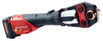 Aku hydraulický lis ROTHENBERGER ROMAX 4000 - 1x aku 18V/4.0Ah, 32-34kN, 2.9kg, 3 čelisti, kufr (S10000001840)