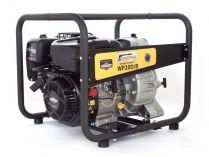 Benzínové kalové čerpadlo Waspper WP20DB - 3.7kW, 7m, průtok 30m3/hod, 163ccm, 30kg