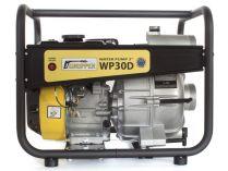 Benzínové kalové čerpadlo Waspper WP30DH - 4.1kW, 7m, průtok 45m3/hod, 196ccm, 37kg