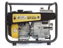 Benzínové kalové čerpadlo Waspper WP30DP - 3.85kW, 7m, průtok 45m3/hod, 196ccm, 37kg