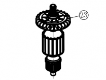 ND - Rotor pro Scheppach AB 1600