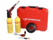 Plynový hořák ROTHENBERGER Super Fire4 Hot Box