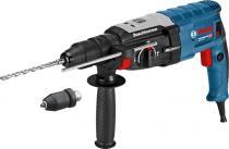 Vrtací a sekací kladivo Bosch GBH 2-26 DFR Professional - SDS-Plus, 800W, 2.7J, kufr, dárek 11dílná sada vrtáků SDS plus v kufříku (0615990L2T) Bosch PROFI