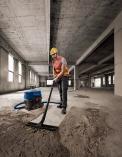Průmyslový vysavač na suché a mokré vysávání Bosch GAS 12-25 PL Professional - 1350W, 25l, 9kg, dárek Box na nářadí Toolbox PRO (0615990L2G) Bosch PROFI