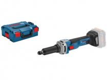 Bezuhlíková aku přímá bruska Bosch GGS 18V-23 LC Professional - 18V, příslušenství, kufr, bez aku