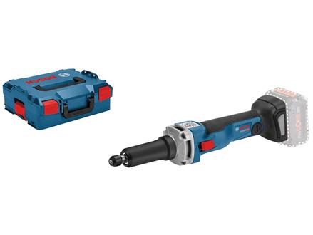 Bezuhlíková aku přímá bruska Bosch GGS 18V-23 PLC Professional - 18V, 1.4kg, kufr, bez akumulátoru a nabíječky (0601229200) Bosch PROFI