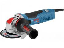 Ůhlová bruska Bosch GWS 750 S (X-LOCK) Professional - 125mm, 1900W, 2.5g