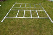 Podlahová konstrukce Tinman TIN1007 pro domky TIN307 a TIN407