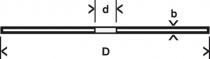 Řezný kotouč na nerez pro úhlové brusky se systémem X-LOCK Bosch Expert for Inox - 125 x 1.6 x 22.23 mm, plochý (2608619265) Bosch příslušenství