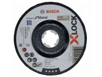 Brusný kotouč X-LOCK Bosch Expert for Metal - 125x6.0x22.23mm