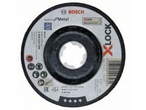 Brusný kotouč X-LOCK Bosch Expert for Metal - 115x6.0x22.23mm