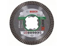 Diamantový kotouč X-LOCK Bosch Best for Hard Ceramic, pr. 85x22.23x1.6/7mm