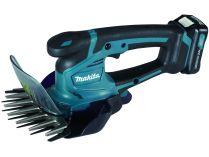 Makita UM600DSAE - 2x 10.8V/2.0Ah, 160mm, 1.3kg, aku nůžky na keře a trávu