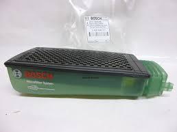 Plastová nádoba - box na prach Bosch pro excentrickou brusku Bosch GEX 150 AC a vibrační brusku Bosch GSS 230 AE / 280 AE Professional, PBS 75 A/AE (1619X06377) Bosch příslušenství
