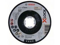 Řezný kotouč X-LOCK Bosch Expert for Inox - 115x1.6x22.23mm, plochý