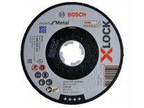 Řezný kotouč X-LOCK Bosch Expert for Metal - 125x2.5x22.23mm, plochý