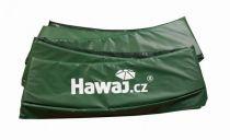 Trampolína Hawaj 244cm s vnitřní ochrannou sítí + schůdky ZDARMA (8FT-3W6P)