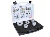 5-dílná sada děrovek X-LOCK Bosch Best for Ceramic - 20/25/35/51/68x33mm