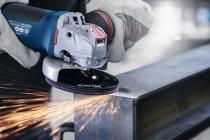 Podložný kotouč na brusné papíry se suchým zipem do úhlových brusek s technologií X-LOCK Bosch 125mm (2608601722) Bosch příslušenství