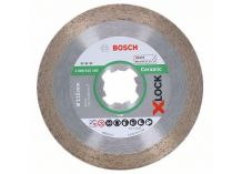 Diamantový kotouč X-LOCK Bosch Best for Ceramic, pr. 115x22.23x1.6/10mm