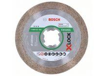 Diamantový kotouč X-LOCK Bosch Best for Ceramic, pr. 110x22.23x1.6/10mm