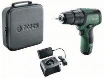 Bosch EasyImpact 12 - 1x 12V/2.0Ah, kufr, aku vrtačka bez příklepu
