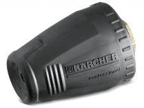 Rotační tryska pro vysokotlaké čističe Kärcher 045 malá - 180bar, 60°C, černá