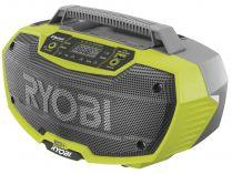 Aku rádio s Bluetooth Ryobi R18RH-0 - 18V, 2.71kg, bez aku