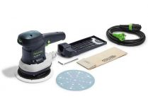 Festool ETS 150/5 EQ - 310W, 150mm, 1.8kg, 5mm, excentrická bruska