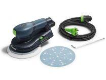 Festool ETS EC 150/5 EQ - 400W, 150mm, 1.2kg, 5mm, excentrická bruska
