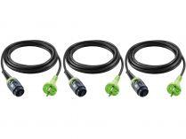 Kabel plug it Festool H05 RN-F4/3 - 4m, 3ks