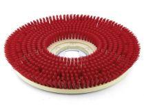 Kotoučový kartáč pro podlahové mycí stroje Kärcher - 508mm, střední, červený (6.371-206.0) pro BDS 51/180 C Adv