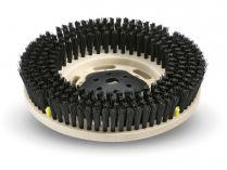Kotoučový kartáč pro podlahové mycí stroje Kärcher - 508mm, měkký, černý (8.600-043.0) pro BD 50/40 RS Bp Pack, BD 50/40 RS Bp Pack