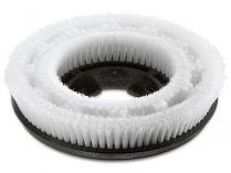 Kotoučový kartáč pro vysokotlaké čističe Kärcher - 550mm, velmi měkký, bílý