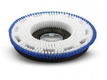 Šamponovací kartáč pro podlahové mycí stroje Kärcher - 508mm, středně měkký, modrý/bílý (6.371-266.0) pro BDS 51/180 C Adv