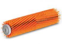 Válcový kartáč pro vysokotlaké čističe Kärcher - 300mm, oranžový