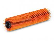 Válcový kartáč pro vysokotlaké čističe Kärcher - 350mm, oranžový
