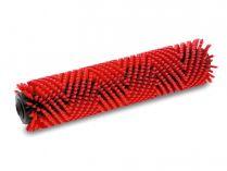 Válcový kartáč pro vysokotlaké čističe Kärcher - 350mm, střední, červený