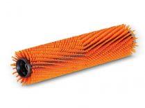 Válcový kartáč pro vysokotlaké čističe Kärcher - 400mm, oranžový